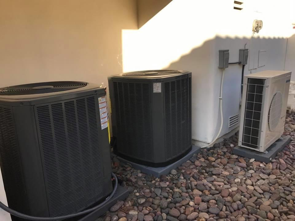 All Knight Heating & Air Conditioning: 80975 Indio Blvd, Indio, CA