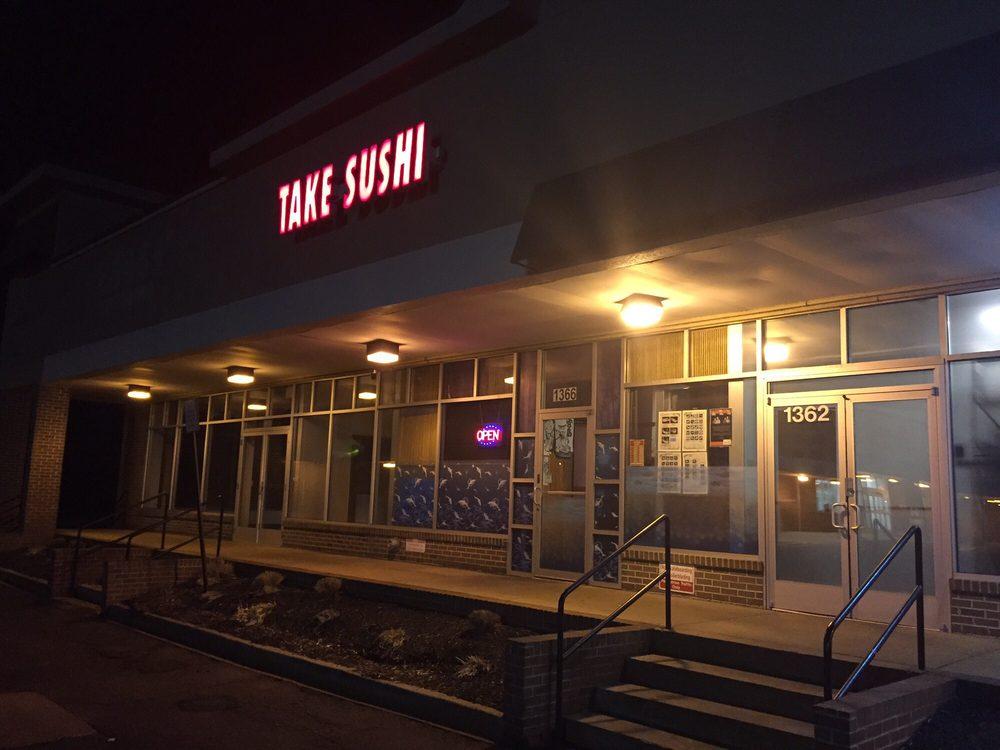 Sushi Take Out Restaurants Near Me