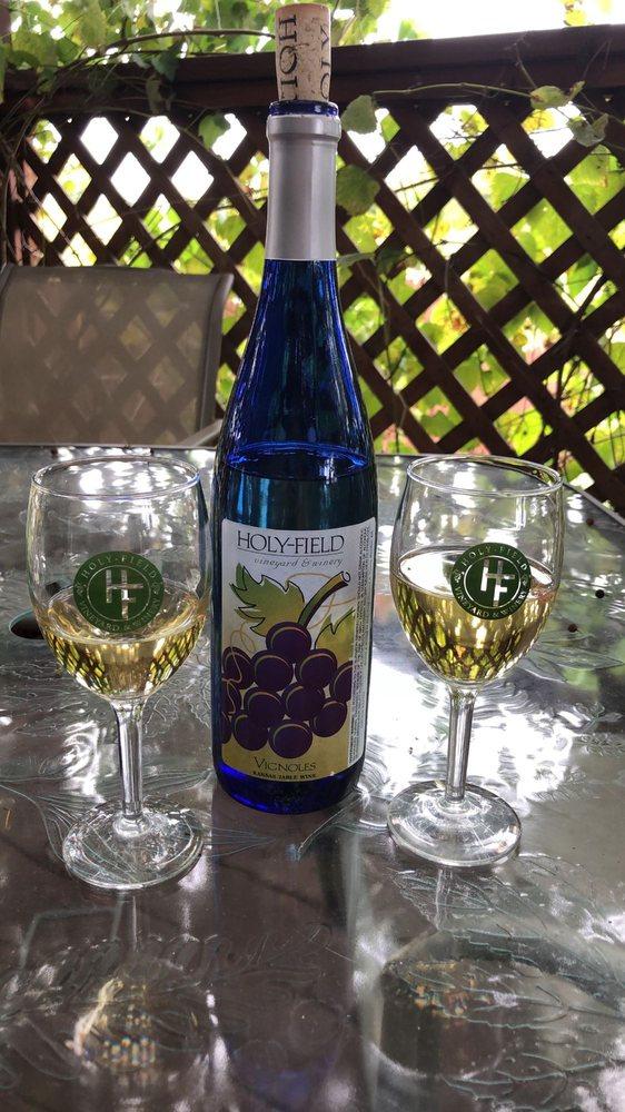 Holy Field Vineyard & Winery: 18807 158th St, Basehor, KS