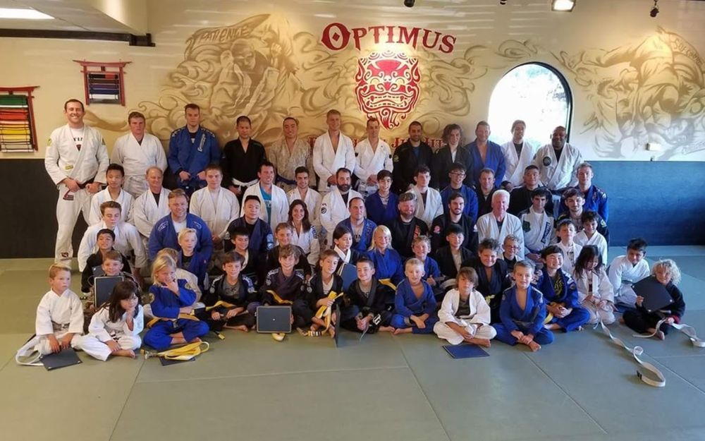 Optimus Brazilian Jiu Jitsu