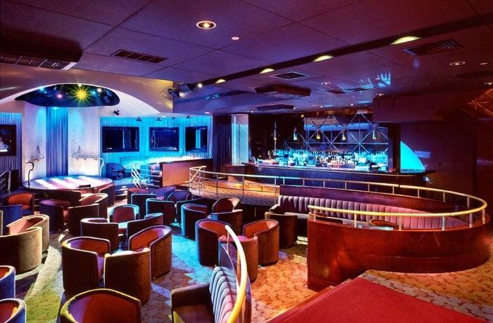 The Executive Club: 603 W 45th St, New York, NY