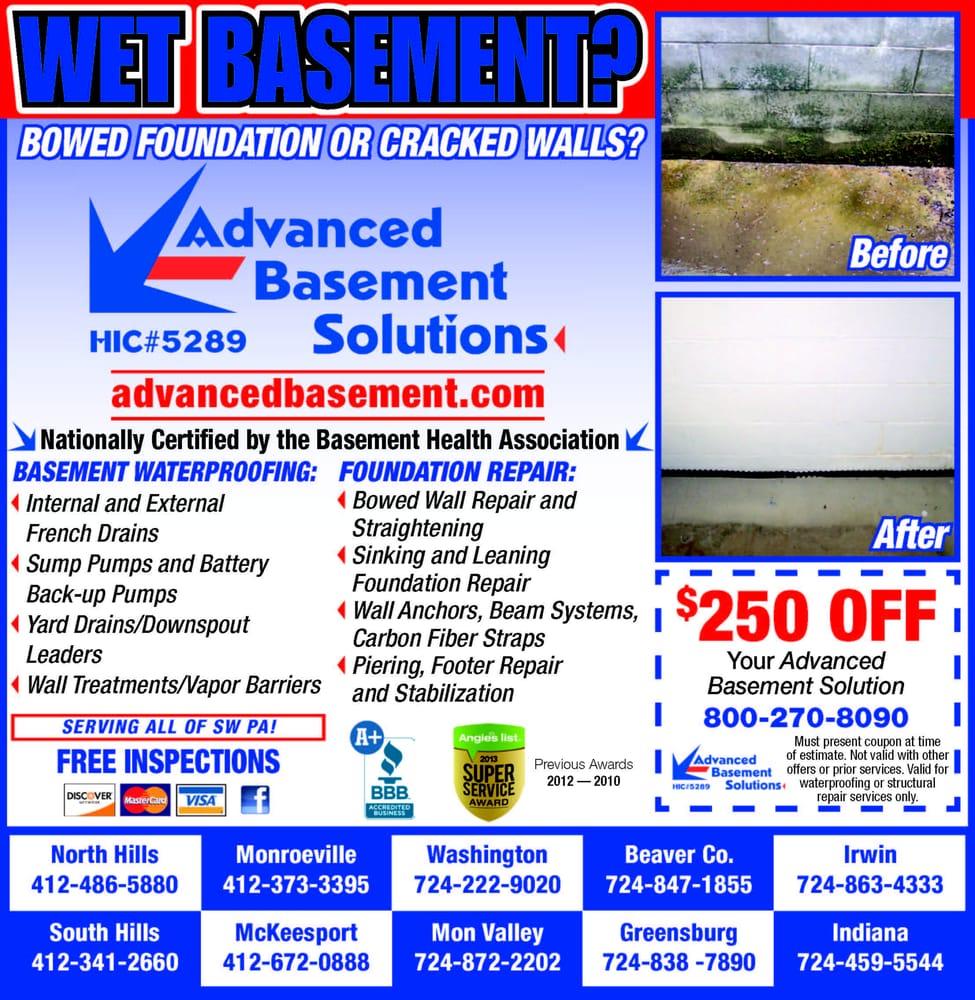 Humid Basement Solutions: Advanced Basement Solutions