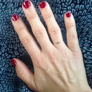 Gel Polish Photo Of Nails On The Edge Orlando Fl United States