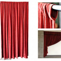 Photo Of Lushes Curtains South El Monte Ca United States Red Fire