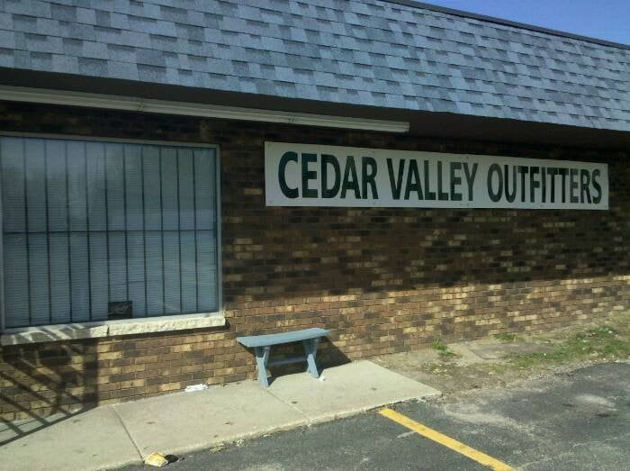 Cedar Valley Outfitters: 1177 Grand Ave, Marion, IA