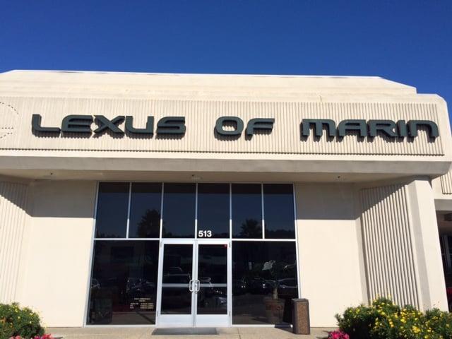 photos for lexus of marin - yelp