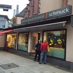 Galerie gesamtmetall schmuck liebfrauenberg 52 for Liebfrauenberg frankfurt