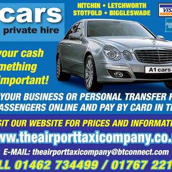 Car Rental Letchworth Garden City