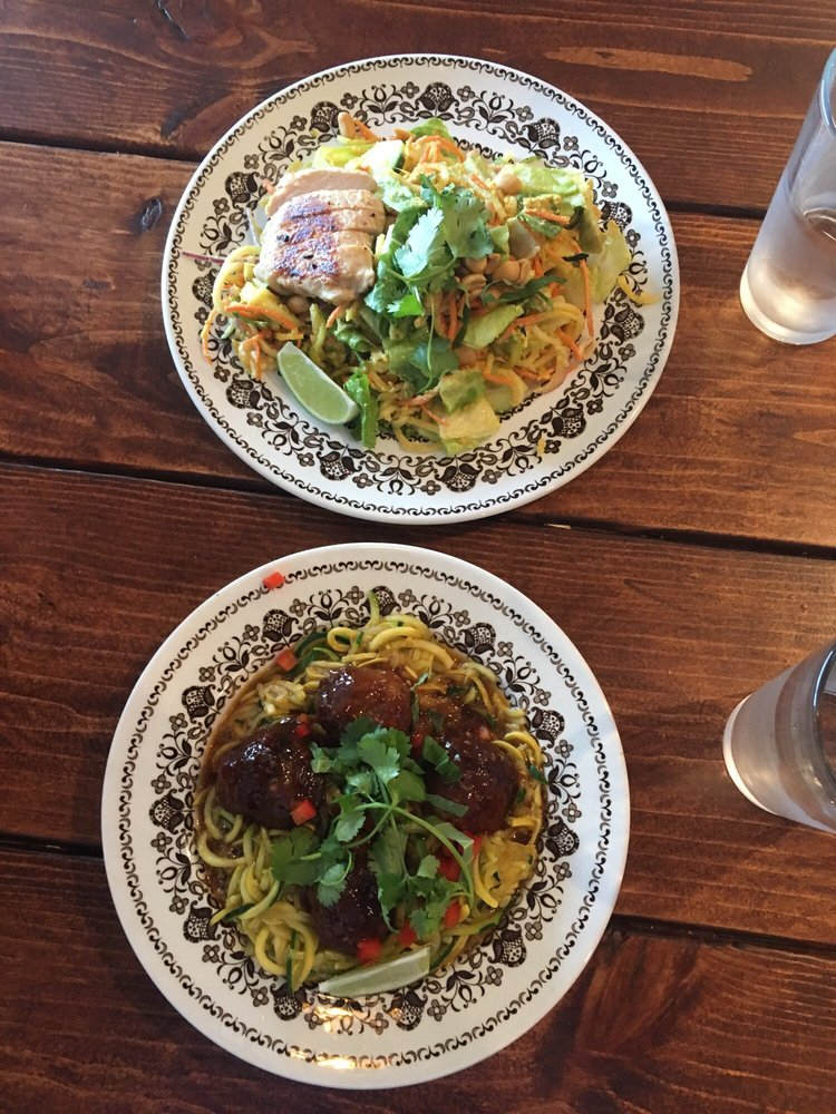 Good Food Low Carb Cafe Madison Wi
