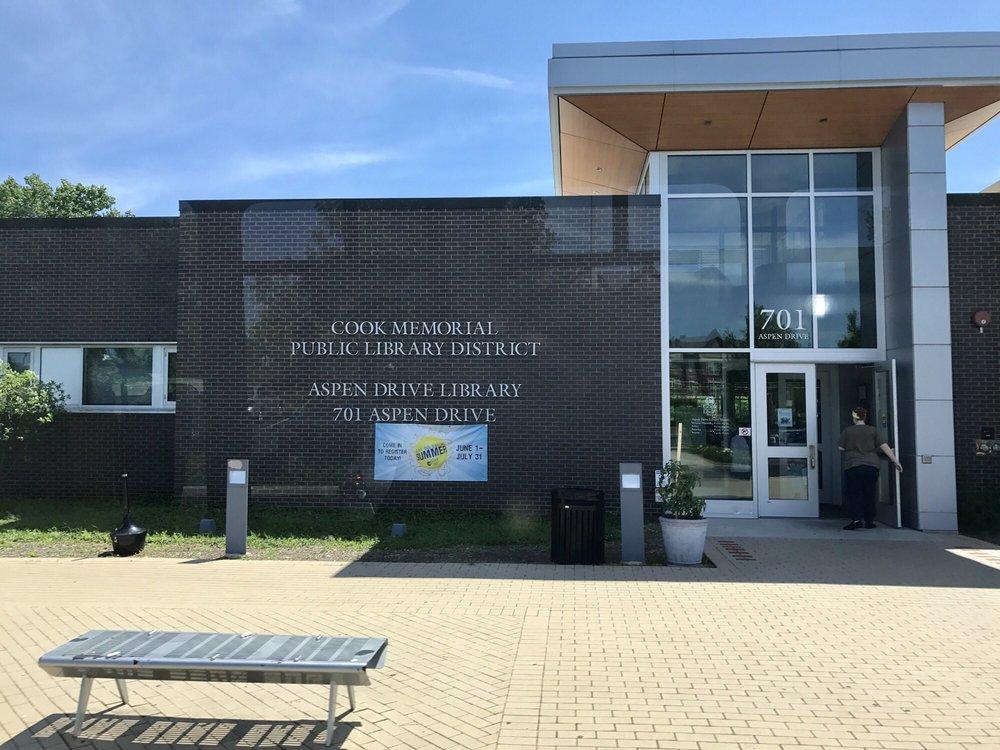 Aspen Drive Library: 701 Aspen Dr, Vernon Hills, IL