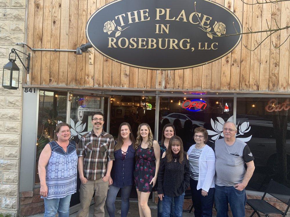 The Place in Roseburg: 841  Cass St, Roseburg, OR