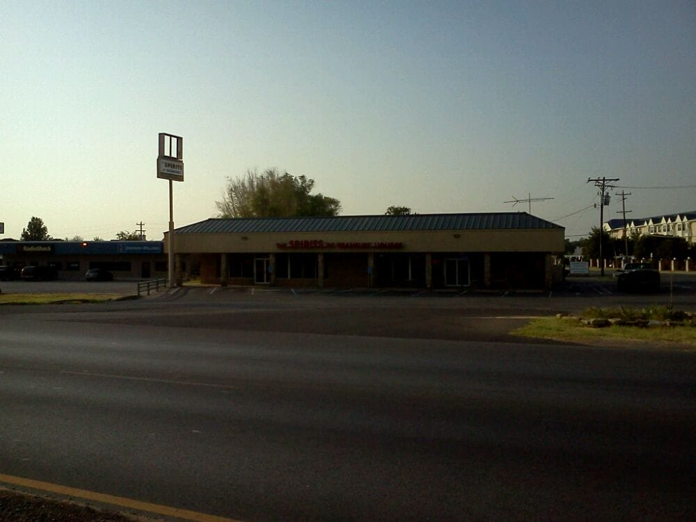 Spirits of Granbury: 840 E Hwy 377, Granbury, TX