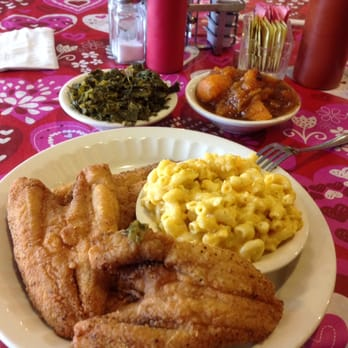 Evelyn s soul food 43 photos 37 reviews soul food for Mac s fish and chips