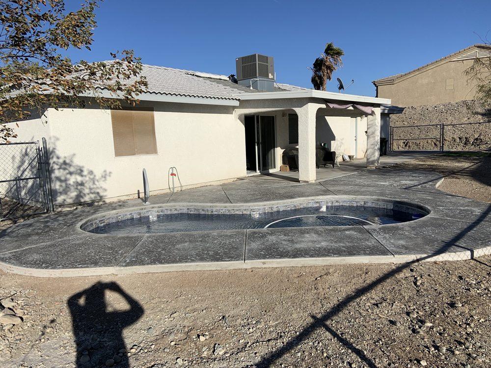 Montgomery Pools: 3699 London Bridge Rd, Lake Havasu City, AZ