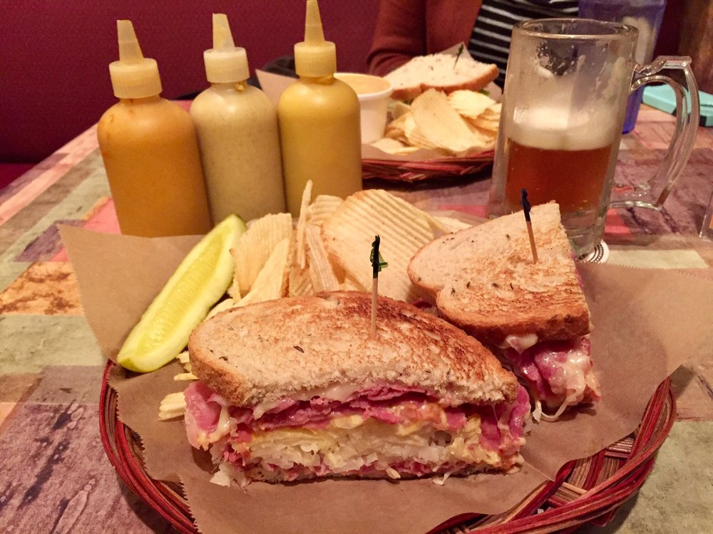 European Street Cafe: 992 Beach Blvd, Jacksonville Beach, FL