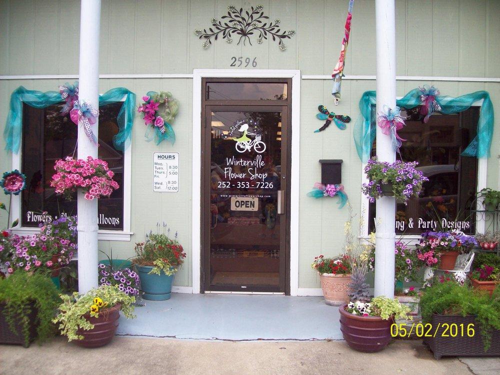 Winterville Flower Shop: 2596 Railroad St, Winterville, NC