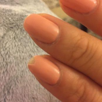 Photo of LaVi Nails - Paramus, NJ, United States. Chip on my gel