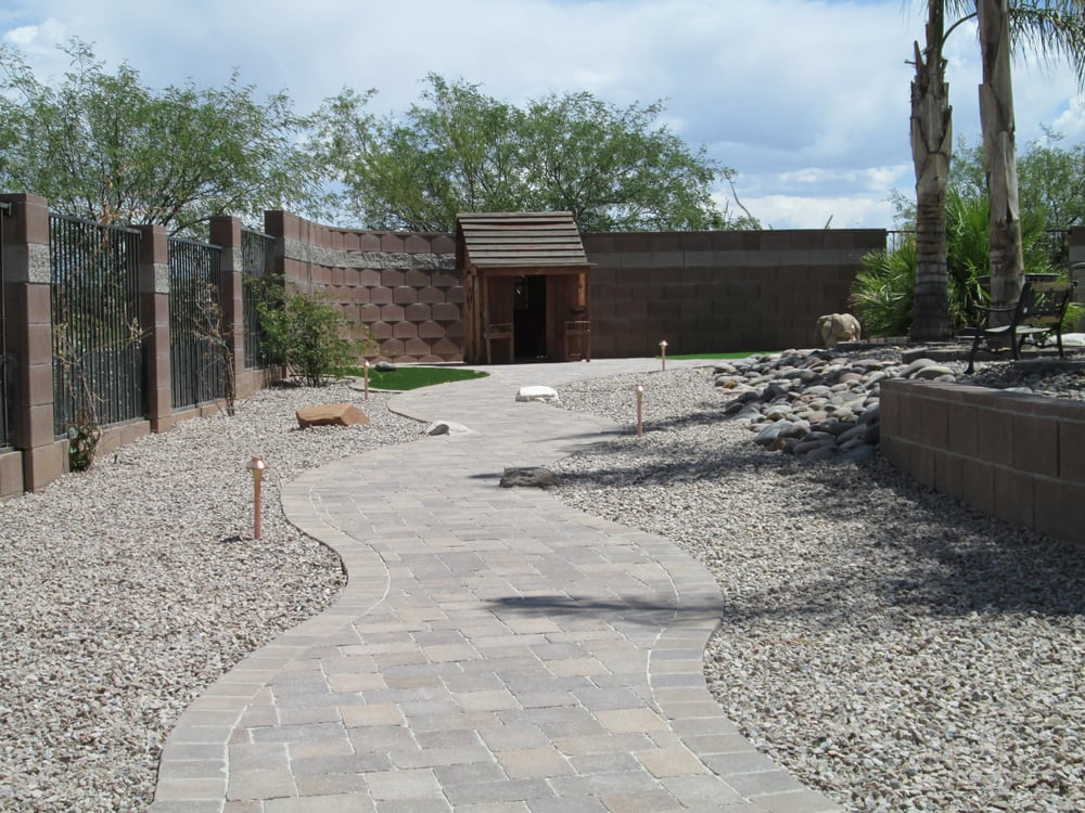 Man of the Soil Landscape Builder: 7925 N Oracle Rd, Oro Valley, AZ