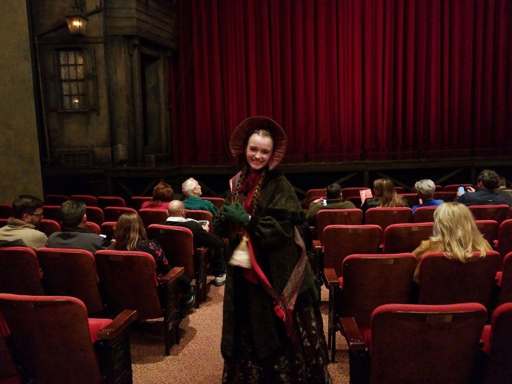 Social Spots from Mccarter Theatre Center