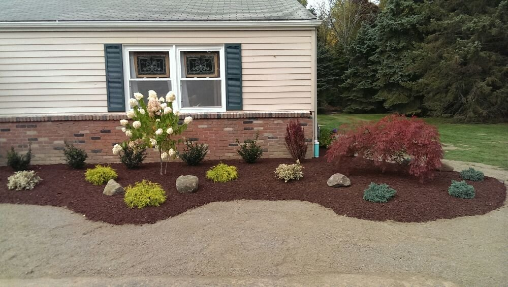 Photo Of Nicholson Landscaping New Castle Pa United States