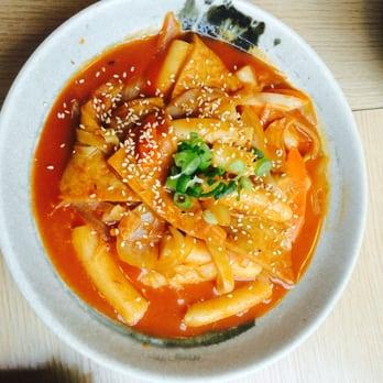 Kimchi Korean Restaurant Birmingham Menu