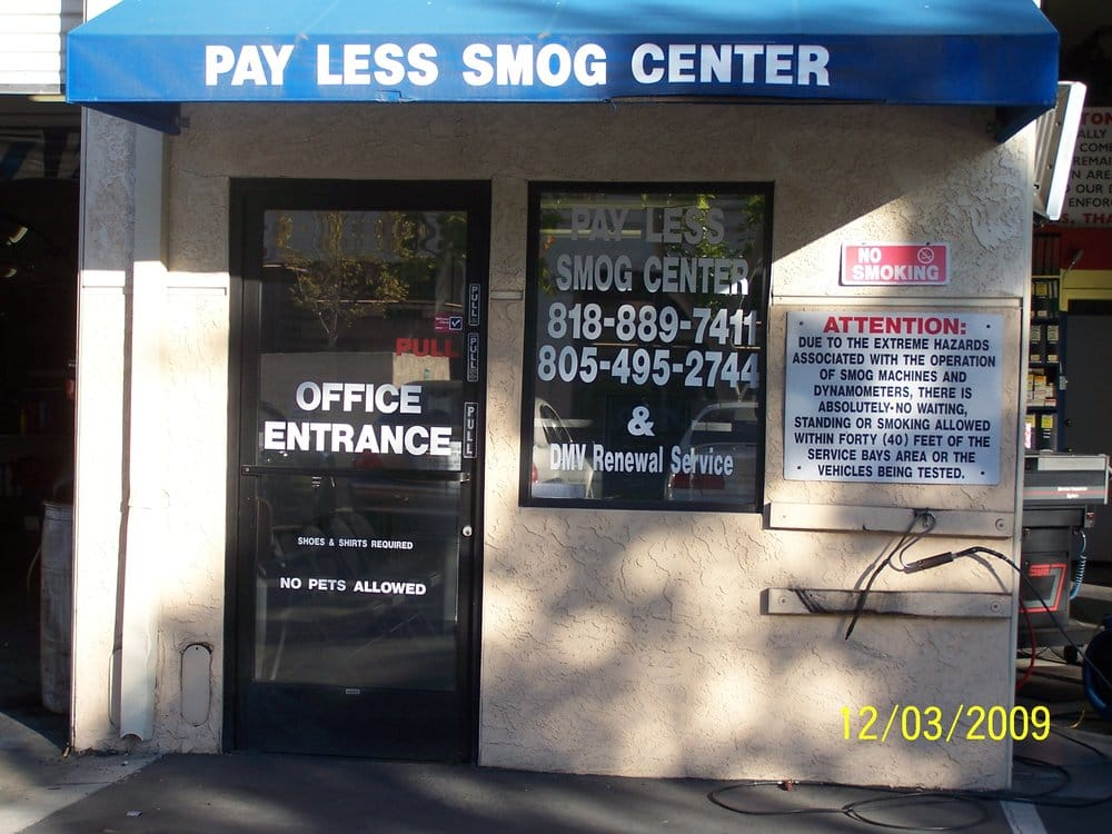 Photo of Payless Smog & Alignment Center: Westlake Village, CA