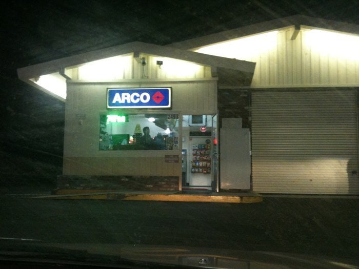 Arco Gas Station Near Me >> ARCO Gas Station - Gas & Service Stations - 2493 N Tustin ...