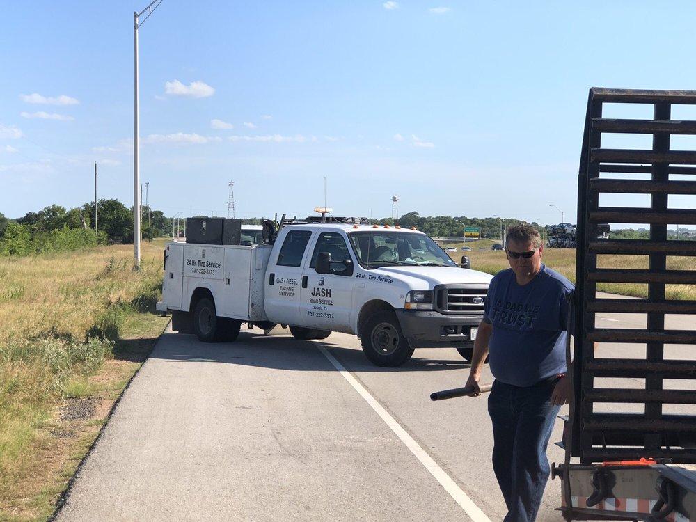 JASH Road Service: 8351 Fm 1670, Salado, TX