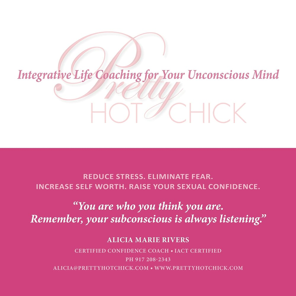 Pretty Hot Chick Integrative Life Coaching For Your Unconscious