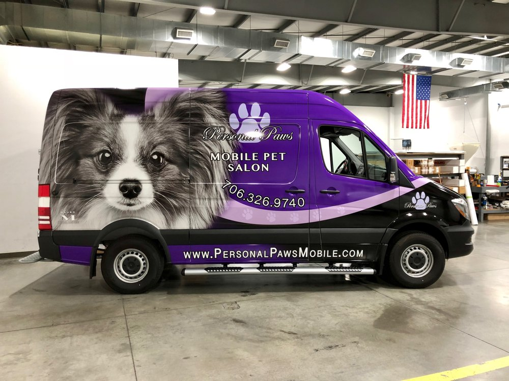 Personal Paws Mobile: 9220 Marne Rd, Fort Benning, GA