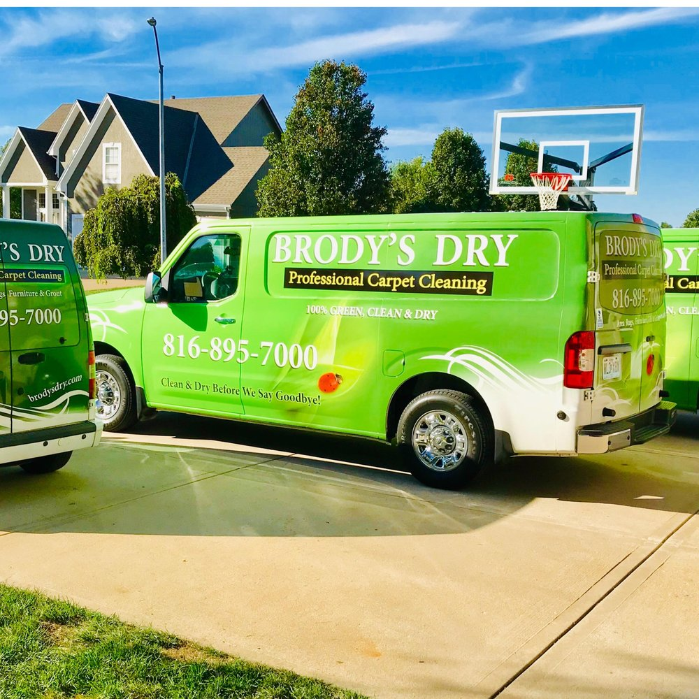 Brody's Dry Professional Carpet Cleaning: 705 SE Melody Ln, Lees Summit, MO