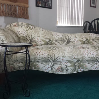 Photo Of Parker Upholstery   Torrance, CA, United States. Restored Chaise  By The