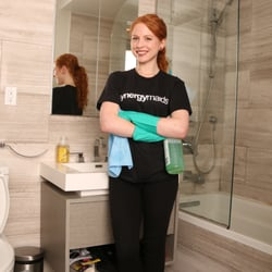 Synergy Maids Cleaning Service Photos Reviews Home - Bathroom cleaning lady