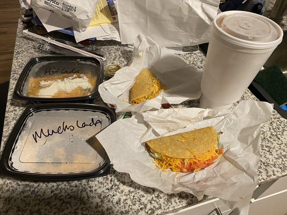 Mucho Taco: 1109 N Ih 35, San Marcos, TX