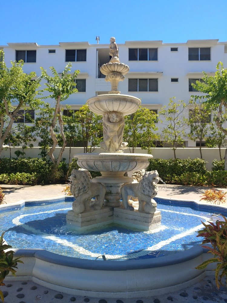 Fountains At Makiki