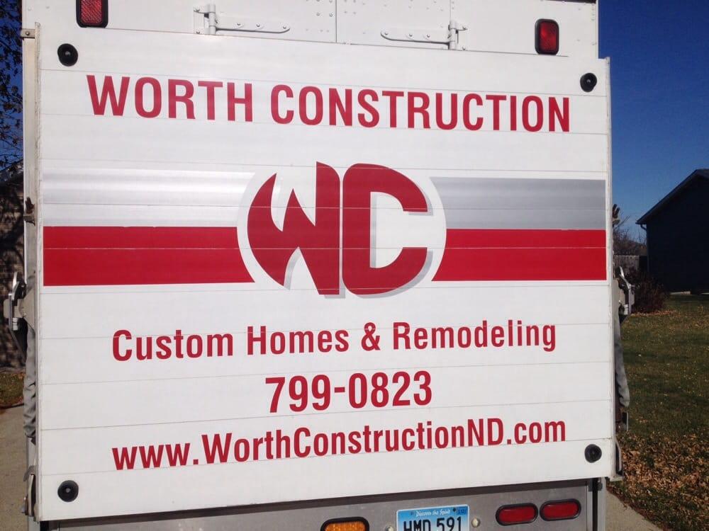 Worth Construction: 2414 Broadway N, Fargo, ND