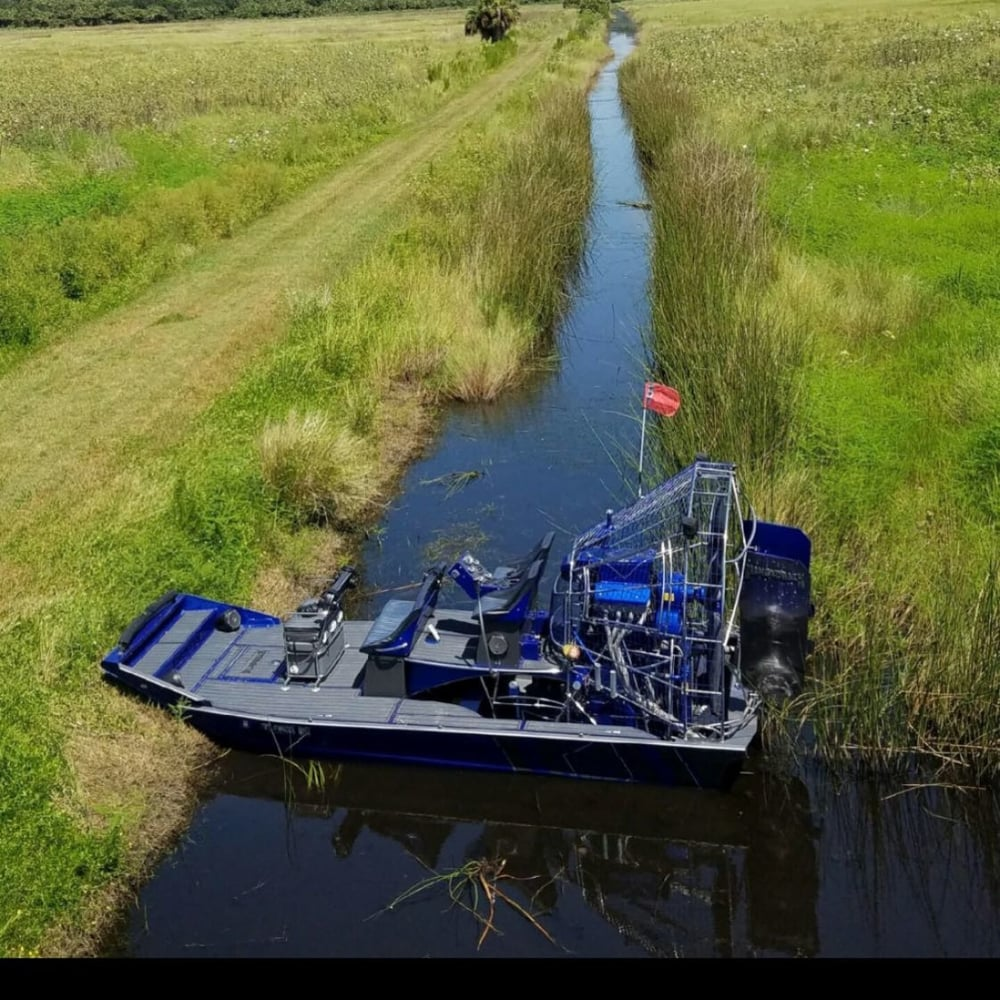 Anywhere Anytime Airboat Tours: Mims, FL