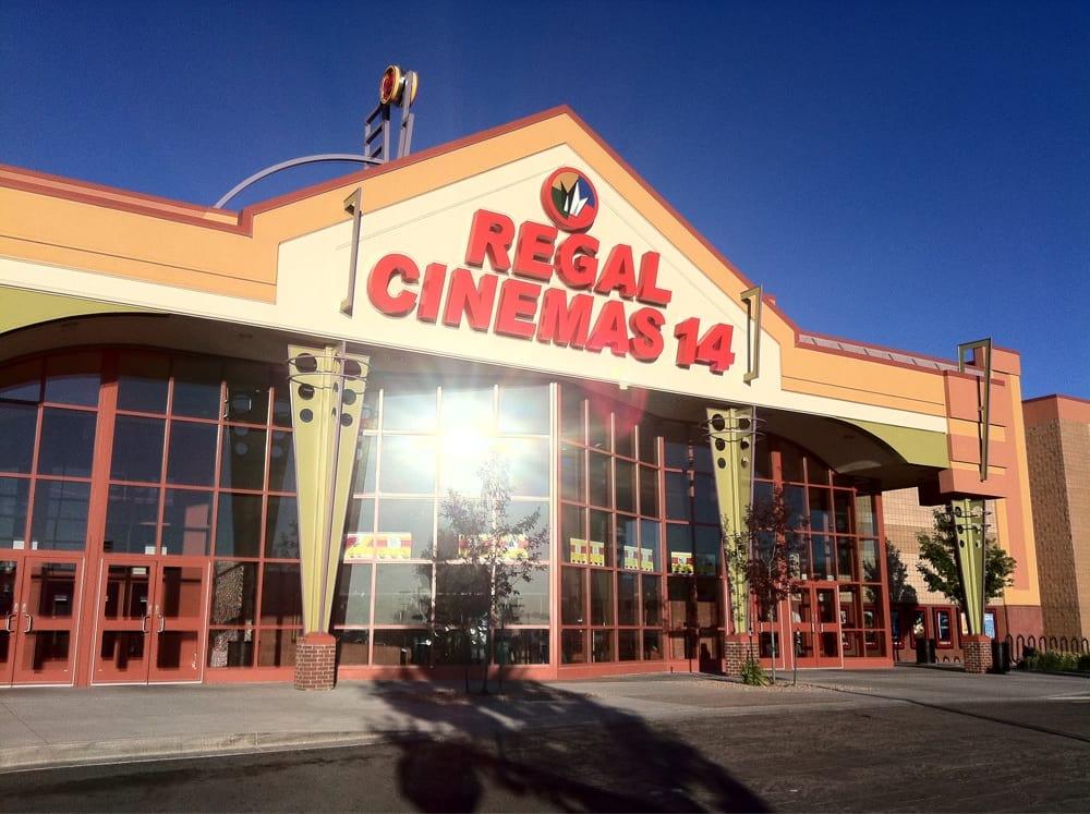Regal Cinemas 14 Grand Junction Co Yelp