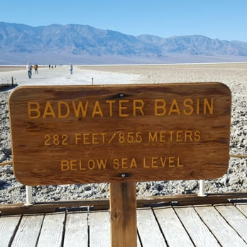 Photo of Badwater Basin - Death Valley, CA, United States
