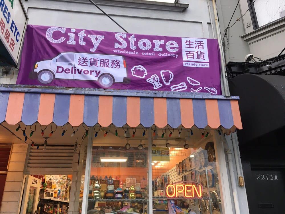 City Store