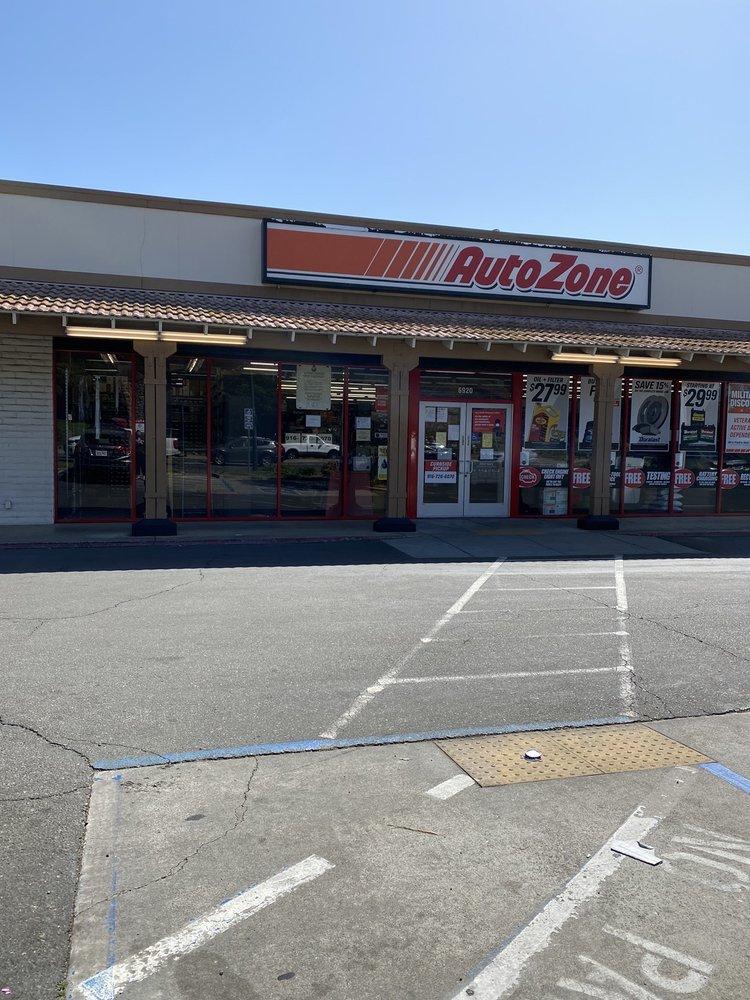 AutoZone Auto Parts: 6920 Sunrise Blvd, Citrus Heights, CA