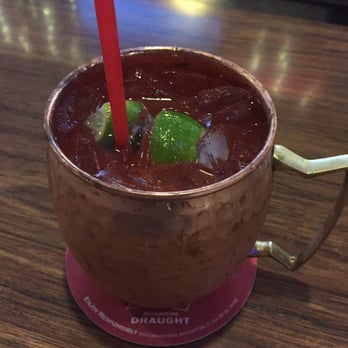 Photo Of Chucks Corner Pinole Ca United States Moscow Mule With A