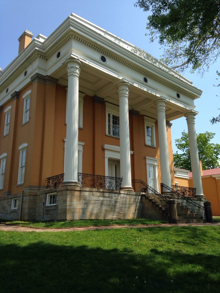 Historic Madison: 500 West St, Madison, IN