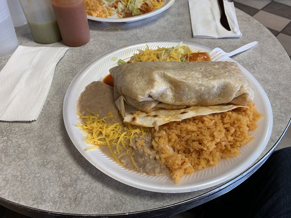 Paco's Mexican Food: 1210 W 12th St, Marriott-Slaterville, UT