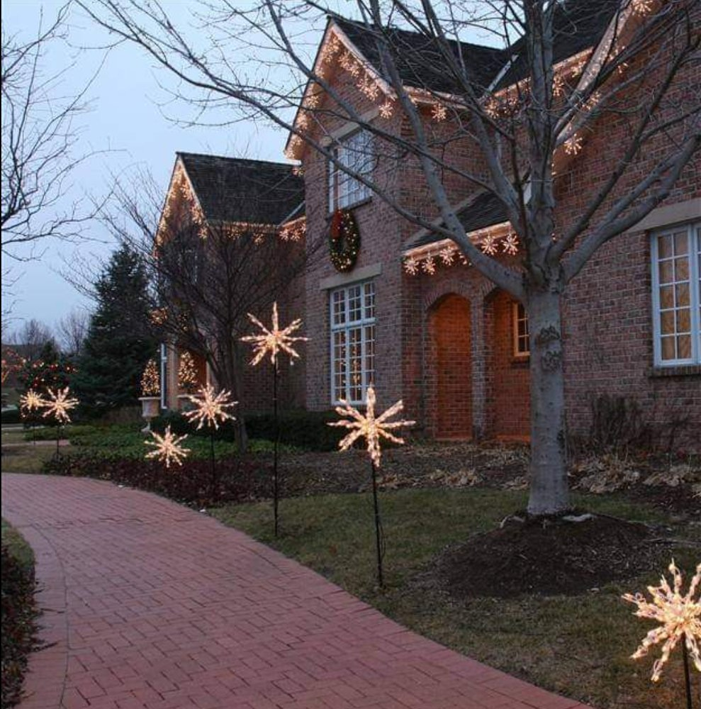 Elite christmas lights of western massachusetts: Blandford, MA
