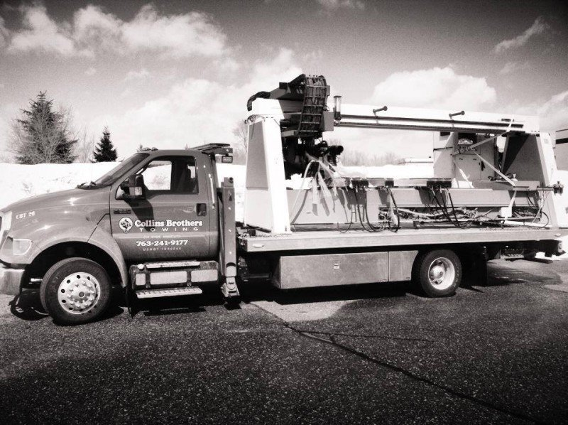 Towing business in Otsego, MN