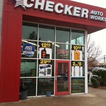 Checker Auto Parts Auto Parts Amp Supplies 7303 Federal