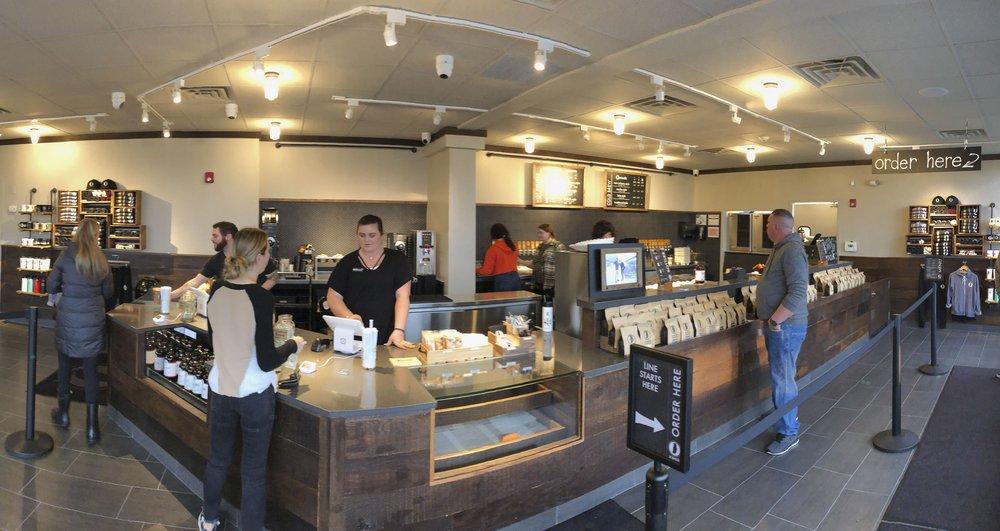 Rook Coffee: 3201 Bridge Ave, Point Pleasant, NJ