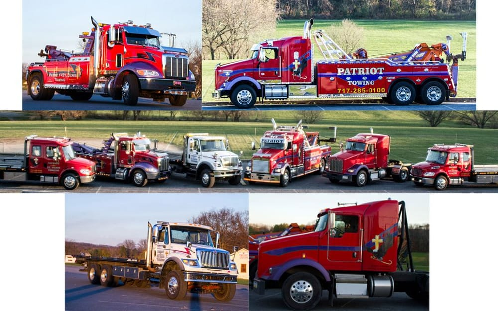 Towing business in Columbia, PA