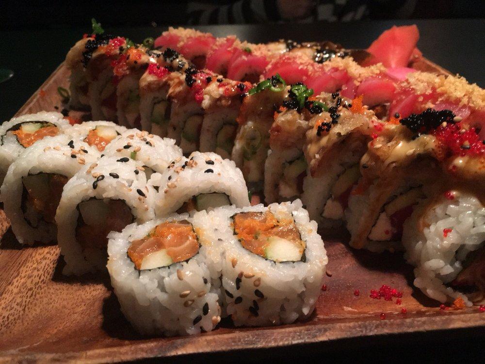 Ichiban Japanese Restaurant & Sushi Bar: 2050 16th St N, Saint Petersburg, FL